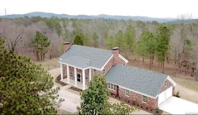 Hot Springs Single Family Home For Sale: 327 Humphreys Rd