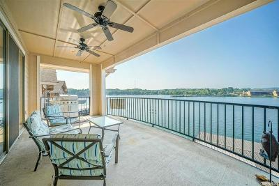 Hot Springs Condo/Townhouse For Sale: 244 Bayou Pt #C6