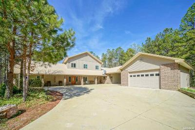 Mt. Ida Single Family Home For Sale: 97 Woodland Springs Rd