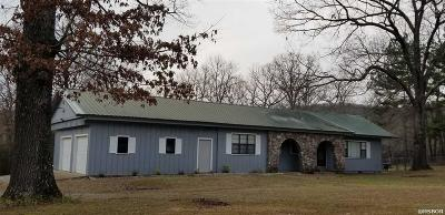 Single Family Home For Sale: 3925 Mountain Pine Rd