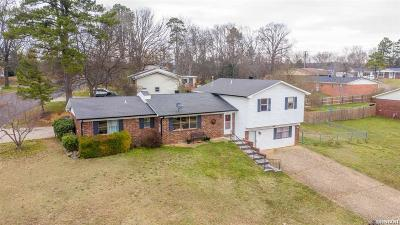 Hot Springs Single Family Home For Sale: 221 Pine Meadows Lp