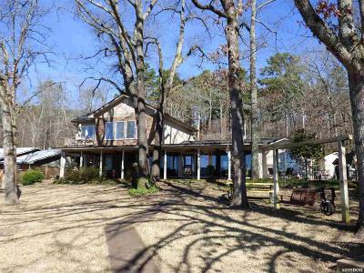 Hot Springs Single Family Home Active - Contingent: 136 Canary Ct
