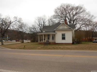 Glenwood Single Family Home For Sale: 227 Elm