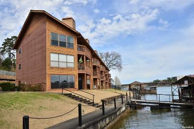 Garland County Condo/Townhouse For Sale: 310 Kleinshore
