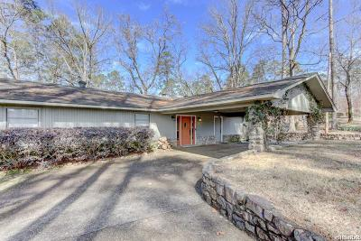 Hot Springs Single Family Home For Sale: 220 Scott Forge Rd