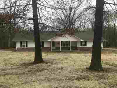 Single Family Home For Sale: 4800 Tyler Rd