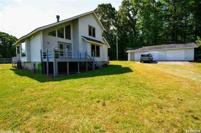 Single Family Home For Sale: 4011 S Pearcy Rd