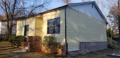Hot Springs Single Family Home For Sale: 328 Mason