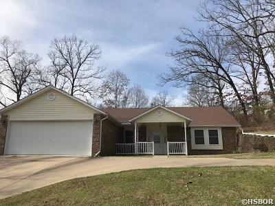 Single Family Home For Sale: 113 Easy Terr