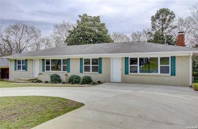 Hot Springs Single Family Home For Sale: 109 Emory St