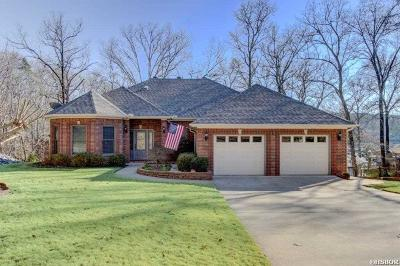 Hot Springs, Hot Springs Village, Malvern, Pearcy, Royal, Benton Single Family Home Active - Contingent: 111 Cabe Ct