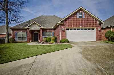 Single Family Home For Sale: 314 Forest Lakes Blvd