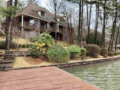 Hot Springs AR Single Family Home For Sale: $759,000