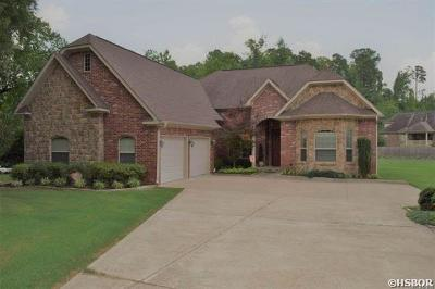 Single Family Home For Sale: 418 Wildwood Cir