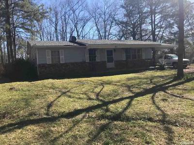 Hot Springs Single Family Home Active - Contingent: 171 Rivermist Pt