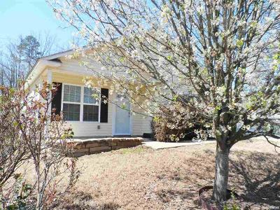Single Family Home For Sale: 220 Leatherwood Lp