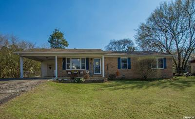 Single Family Home For Sale: 201 Crooked Oak