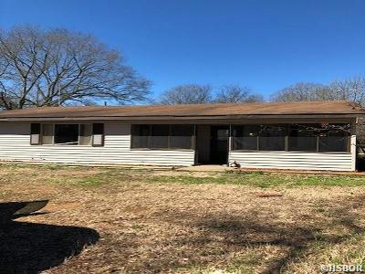 Single Family Home For Sale: 155 Loop 347
