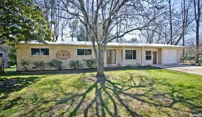 Hot Springs Single Family Home For Sale: 113 Brookstone