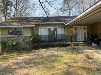 Hot Springs Single Family Home Active - Contingent: 120 Concord Dr