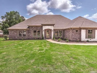 Garland County Single Family Home For Sale: 126 Callaway Cir
