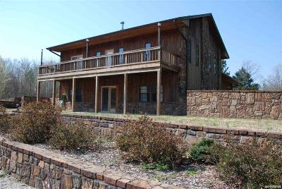 Garland County Single Family Home For Sale: 1693 Treasure Isle Rd