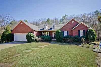 Hot Springs Single Family Home For Sale: 103 Moss Meadow Ct