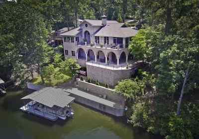 Hot Springs Single Family Home For Sale: 101 Melmar Terr