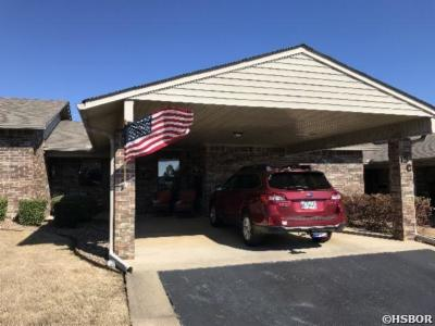 Hot Springs AR Condo/Townhouse For Sale: $137,500