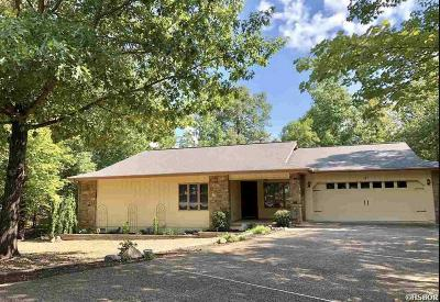 Hot Springs Single Family Home For Sale: 2 Encantado Ln