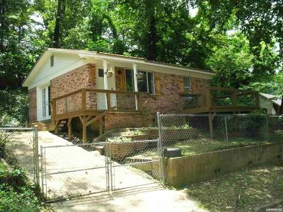 Hot Springs Single Family Home Active - Extended: 214 Poplar