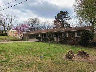 Hot Springs Single Family Home For Sale: 133 Bradford Rd
