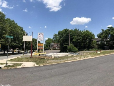 Garland County Commercial For Sale: 600 E Grand Ave