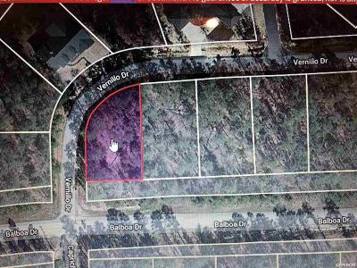 Hot Springs Village Residential Lots & Land For Sale: 1 Veranillo Drive