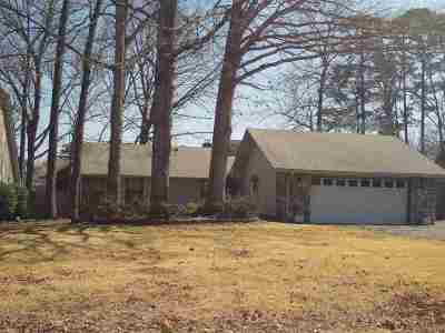 Garland County Single Family Home For Sale: 129 Silverwood Pt