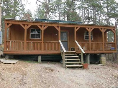 Hot Springs Single Family Home For Sale: 627 Gold Nugget Lp