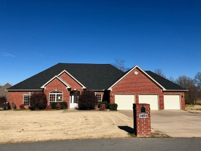 Benton Single Family Home Active - Price Change: 2074 Lookout Mountain Road