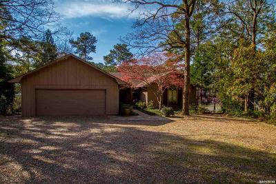 Hot Springs Single Family Home Active - Contingent: 214 Southshore Dr