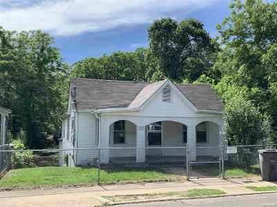 Hot Springs Single Family Home Active - Contingent: 222 Richard St
