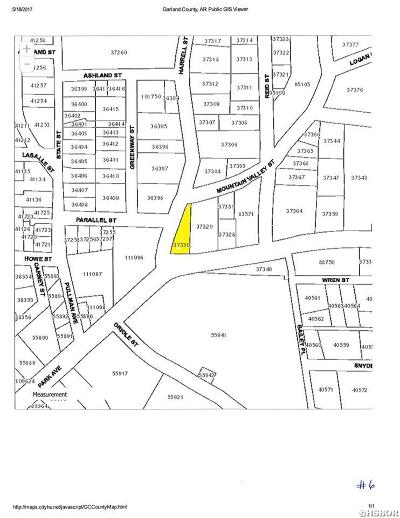 Garland County Commercial For Sale: Park Ave