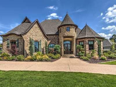 Hot Springs Single Family Home For Sale: 119 Arlington Park Ct