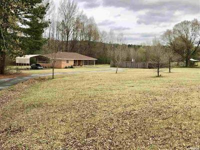 Bismarck, Fountain Lake, Glenwood, Hot Springs Village, Magnet Cove, Malvern Single Family Home Active - Contingent: 14194 Hwy 9