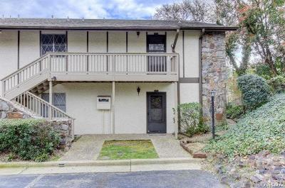 Hot Springs Condo/Townhouse Active - Contingent: 1143 Twin Points Rd #C