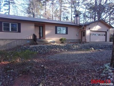 Hot Springs AR Single Family Home For Sale: $99,900
