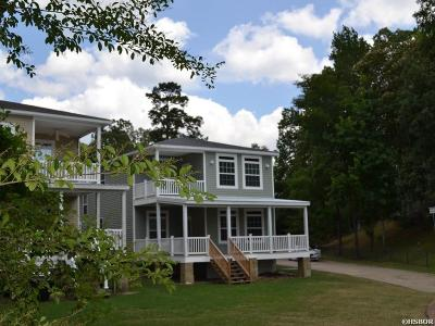 Hot Springs Single Family Home For Sale: 400 B Bayshore Dr