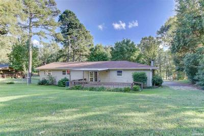 Hot Springs Single Family Home Active - Contingent: 537 Shady Heights