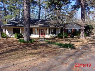 Camden AR Single Family Home For Sale: $86,250