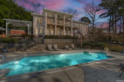 Hot Springs Single Family Home Active - Contingent: 212 Wilson Pt