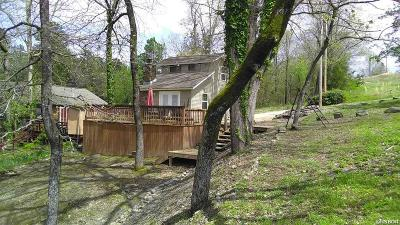 Bonnerdale, Hot Springs, Hot Springs Nat'l Park, Pearcy Single Family Home For Sale: 173 Barbary Rd #452