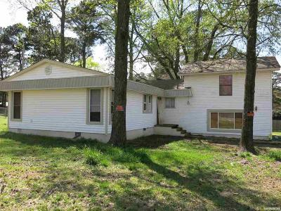 Hot Springs AR Single Family Home Active - Contingent: $99,900